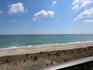 Station One - 6D DeWall-Oceanfront condo with community pool, tennis, beach - Wrightsville Beach vacation rentals
