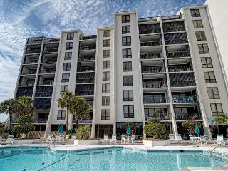 Station One-8C Surf Watch-Oceanfront condo with community pool, tennis, beach - Wrightsville Beach vacation rentals