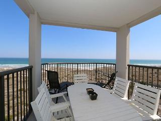 DR 2401- Oceanfront end unit condo on the top floor with panoramic ocean views - Wrightsville Beach vacation rentals