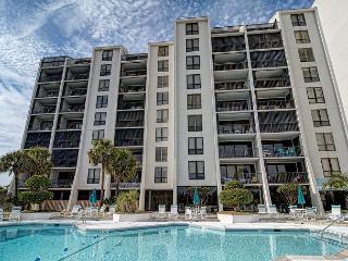 Station One-6G Pleasant-Oceanfront condo with community pool, tennis, beach - Topsail Beach vacation rentals
