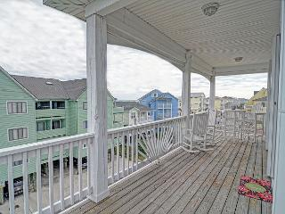 Cool Breeze -  Getaway and relax at this spacious ocean view penthouse duplex - Carolina Beach vacation rentals