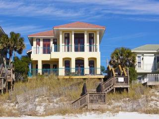 The Bash: Gulf Front Luxury 6 bdrm, Spa, Sleeps 19 - Miramar Beach vacation rentals