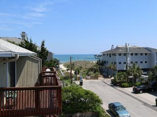 Seaside Serenity- Feel the Serenity at this nicely decorated ocean view duplex - Wrightsville Beach vacation rentals