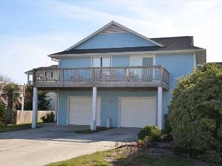 Sea La Vie -  Ocean view cottage in Kure Beach-large decks & easy beach access - Kure Beach vacation rentals