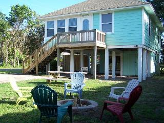 Sea Glass Cottage - Restored classic beach cottage, short walk from the beach - Carolina Beach vacation rentals