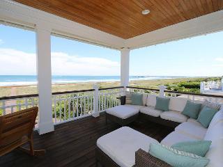 Sampson House- Luxury oceanfront duplex at Wrightsville Beach, pet friendly - Wrightsville Beach vacation rentals