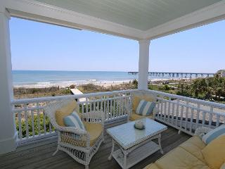 Sandpiper Cottage - Oceanfront home with gourmet kitchen, Jacuzzi and more - Wrightsville Beach vacation rentals