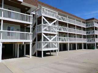 Ocean Dunes 2204B - Enjoy the ocean, pool and tennis at this lovely condo - Kure Beach vacation rentals