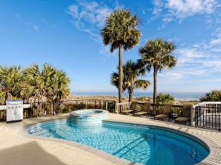 Roadrunner 5 - Totally Remodeled 7BR/7.5BA Oceanfront Luxury Home w/ Pool/Spa - Hilton Head vacation rentals