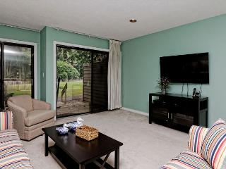 Greens 195, 2 Bedrooms, Near Beach, Ocean Pool, Golf View, Sleeps 6 - South Carolina vacation rentals
