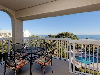 Barrington Arms 503, 1 Bedroom, Ocean View, Pool & Spa, Sleeps 4 - Hilton Head vacation rentals