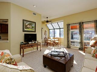 Second Floor 2BR/2BA Villa Offers Exceptional Views of the Pool and Lagoon - Hilton Head vacation rentals