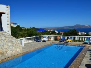 Villa with big pool, amazing sea view,3 bedrooms - Chania Prefecture vacation rentals