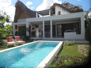 Splendid new villa (4 bedrooms) near beach/center - Las Terrenas vacation rentals