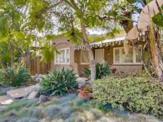 Charming North Park Two Bedroom Home - Pacific Beach vacation rentals