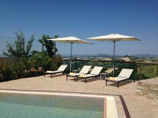 Beautiful Apartment with private courtyard - Montelparo vacation rentals