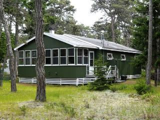 POPHAM PINES | PHIPPSBURG, MAINE | NEAR POPHAM BEACH | WALKING PATHS TO BEACH | SCREEN & GLASS PORCH | SLEEPS 7 IN THREE BEDROOM - Cundys Harbor vacation rentals
