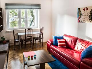 Accommodo Solidarności Warsaw City Apartment - Warsaw vacation rentals