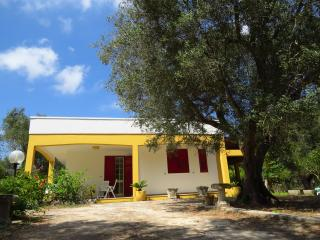 Nice Villa with Balcony and Parking - San Foca vacation rentals