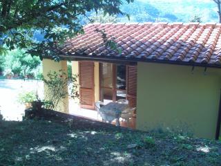 COTTAGE IL CASTAGNO 2+2 - Pescia vacation rentals