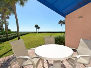 Beachfront Condo - walk right out to the beach! - Longboat Key vacation rentals