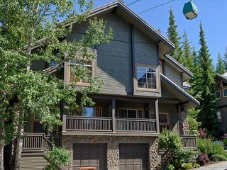 Snowy Creek #18 | Renovated 4 Bedroom Ski-In/Ski-Out Townhome, Media Room - British Columbia Mountains vacation rentals