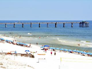 """Gulf Dunes Unit 613"" Beautiful Direct Gulf Front View!! Spacious 3 bedroom unit - Fort Walton Beach vacation rentals"