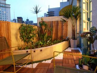 Nice 1 bedroom Sao Paulo Apartment with Balcony - Sao Paulo vacation rentals