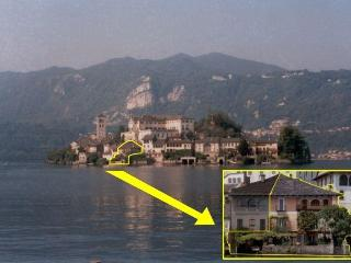 Exclusive 17th C Villa on the Island of San Giulio - Orta San Giulio vacation rentals