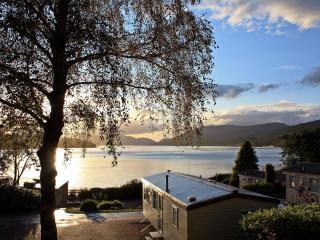 Gold Caravan with beautiful loch views - Fort William vacation rentals