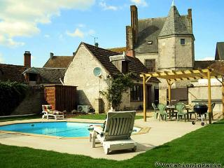 Manor House in the Loire Valley w/ Pool!- ID# 315 - Auteuil vacation rentals