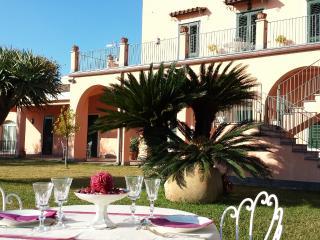 Prestigious 19th century villa in Sicily - Acireale vacation rentals