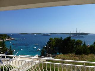 A Room with a View - Cove Zarace (Milna) vacation rentals