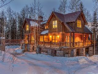 This spacious, family-friendly vacation home in Telluride is the perfect mountain retreat during winter or summer. - Mountain Village vacation rentals