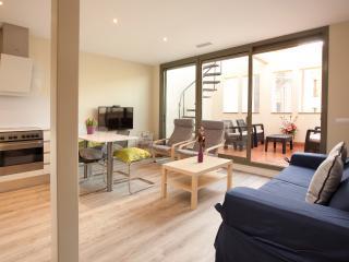 LetsGoBarcelona Paseo de Gracia + Terrace B - Barcelona vacation rentals