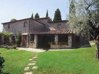 300m walk to the center of the hamlet of Volpaia- complete privacy. SAL PDV - Chianti vacation rentals