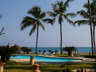 Great sea front 3 bedroom apt Cabarete Ocean Dream - Cabarete vacation rentals