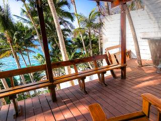 Contadora - Villa Presili: a secluded & quiet beach front villa, with an ideal location... - Contadora Island vacation rentals