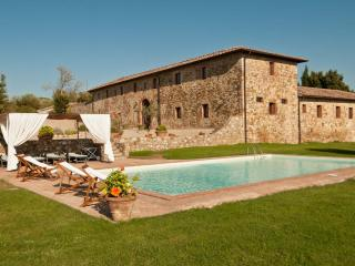 Large Farmhouse on a Wine Estate near Siena Fit for Families - Villa Castellina - Castellina In Chianti vacation rentals