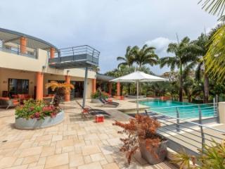Unique 5 Bedroom Villa in Terres Basses - Plum Bay vacation rentals