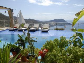 5 Bedrooms Seculed Villa (FREE CAR OR TRANSFER) - Kalkan vacation rentals