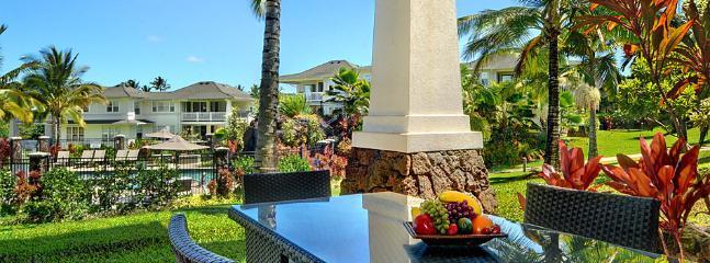 View from lanai - New & Upgraded Condo in North Shore Kauai - Princeville - rentals