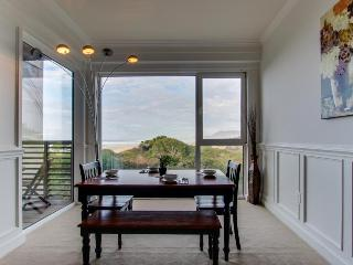 Dog-friendly oceanfront home with private deck, shared hot tub, & views - Rockaway Beach vacation rentals