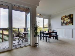 Pet-friendly oceanfront home with private deck & views - Rockaway Beach vacation rentals