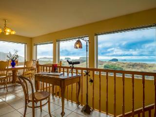 Oceanfront, dog-friendly home w/ spectacular views! Only a block from the beach! - Bandon vacation rentals
