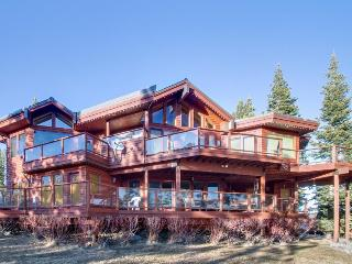 Mountain views & a private hot tub await! - Truckee vacation rentals