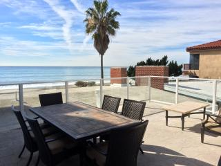 Beach Front Penthouse on the Sand - Capistrano Beach vacation rentals