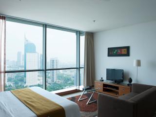 Citylofts Sudirman Penthouse Studio - Jakarta vacation rentals