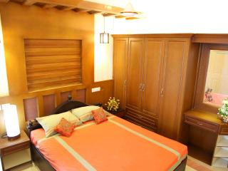 3 bedroom Apartment with Internet Access in Nedumbassery - Nedumbassery vacation rentals
