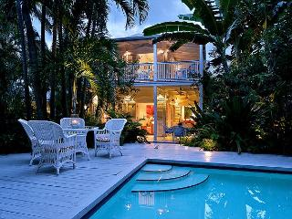 Villa Tropicale: A lush, secluded estate in the Casa Marina District - Key West vacation rentals